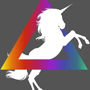 Jumping Magic Unicorn by Chocodole