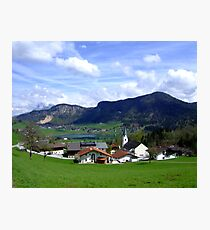 Thiersee Photographic Print
