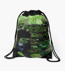 Where the Trolls Live  Drawstring Bag