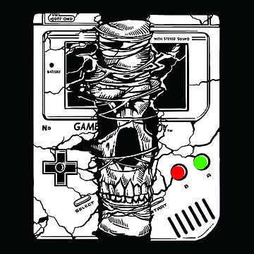 Game Skull by asteriongraphic