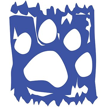The Art of Woof: Blue by NerdyDoggo