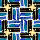 Abstract Pattern by Lisa V Robinson