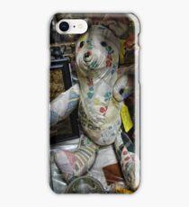 Old Teddy iPhone Case/Skin