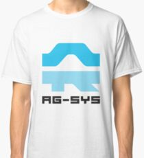 Wipeout - AG-SYS Classic T-Shirt