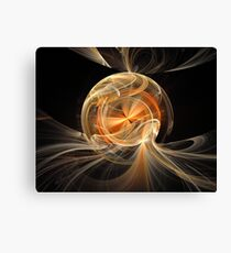 'Thought Bubble' Canvas Print