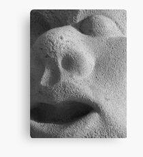 Stoney Faced Canvas Print