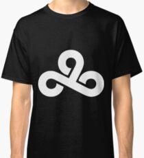 Cloud 9 Logo - White Classic T-Shirt