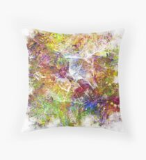 Crystal Frost 4 Floor Pillow