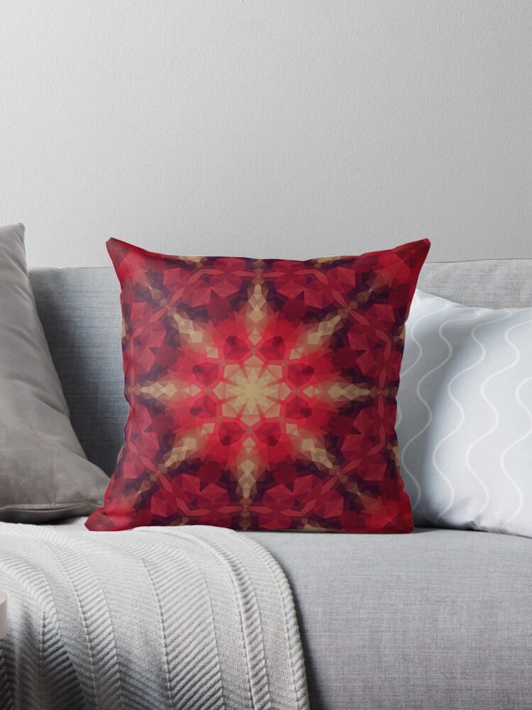 Kaleidoscope .The red morning. by fuzzyfox