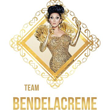 Team BenDeLaCreme All Stars 3 - Rupaul's Drag Race by covergirl