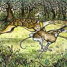 The Hare and the Tortoise by Elle J Wilson