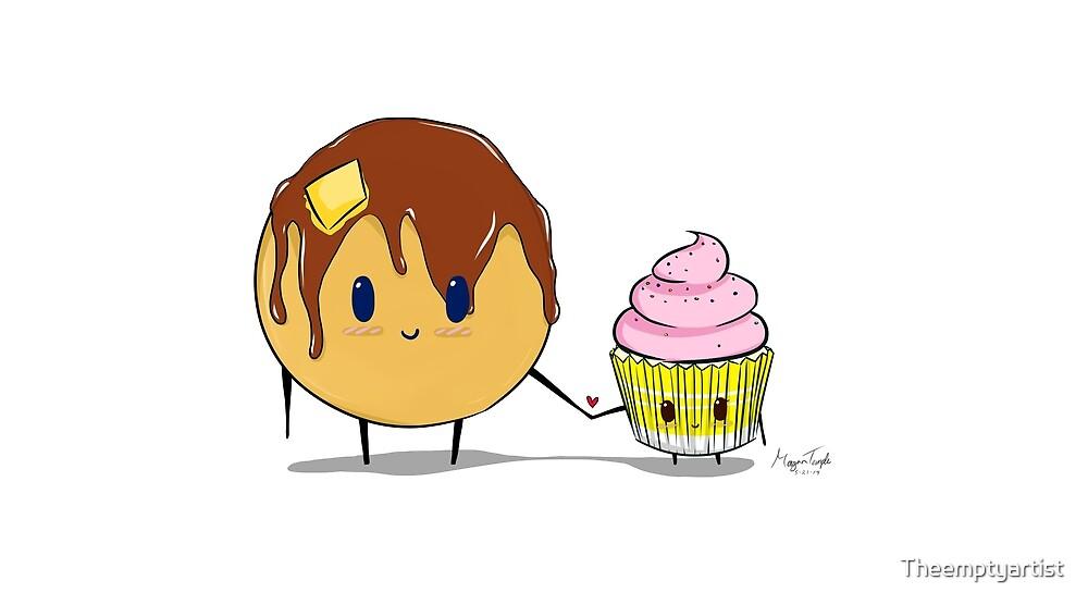 Cake Love by Theemptyartist