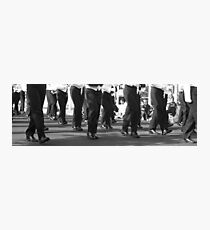 Marching Photographic Print