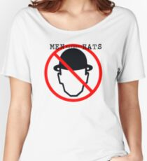 Men Without Hats Women's Relaxed Fit T-Shirt