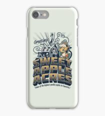 Greetings from Sweet Apple Acres iPhone Case/Skin