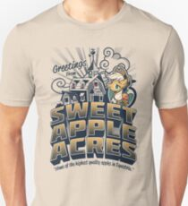 Greetings from Sweet Apple Acres T-Shirt