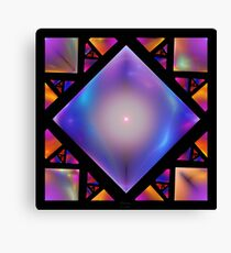 'Squares 7' Canvas Print