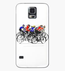 Cyclists Case/Skin for Samsung Galaxy