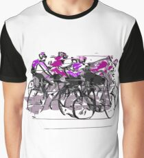 Cyclists Graphic T-Shirt