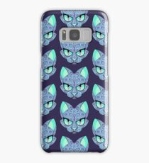 Cat Samsung Galaxy Case/Skin