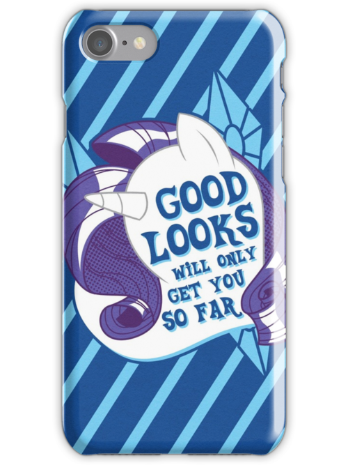 Good Looks Will Only Get You So Far by Gilles Bone