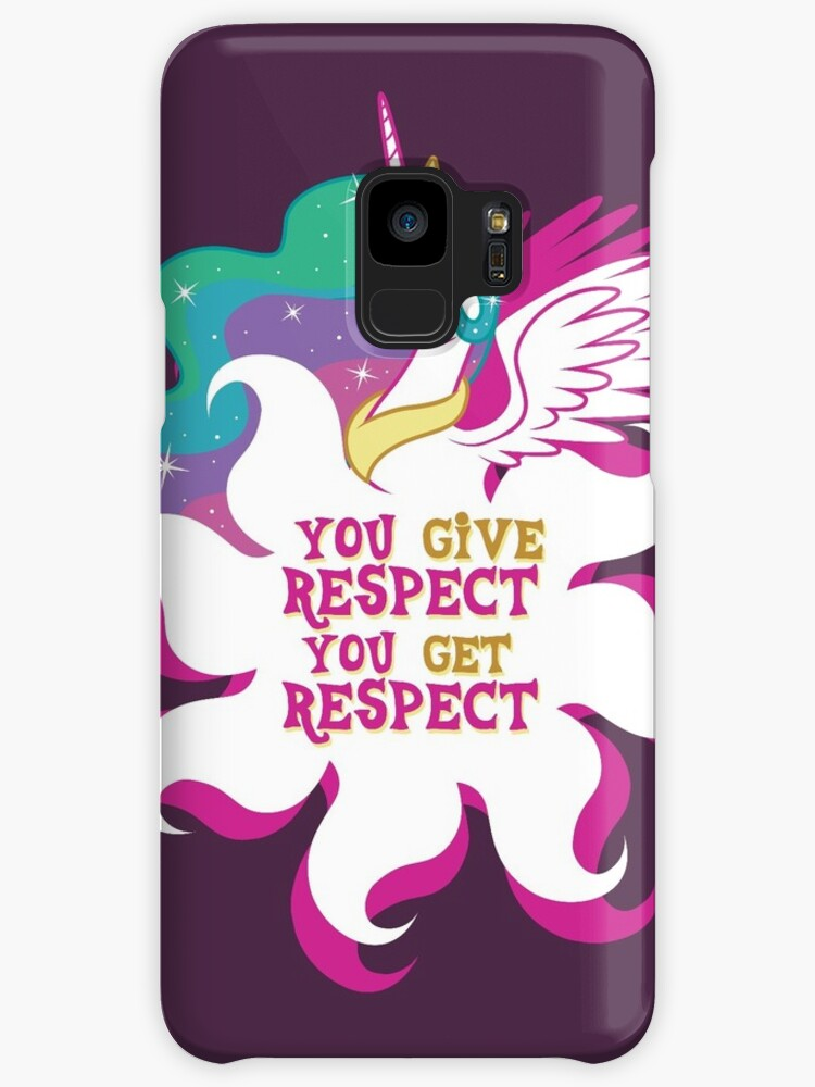 You Give Respect You Get Respect by Gilles Bone