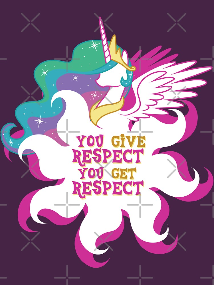 You Give Respect You Get Respect by GillesBone