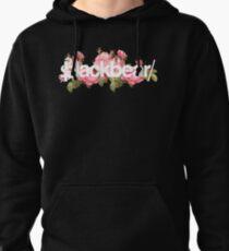 Blackbear Pinkness Rose Design Pullover Hoodie