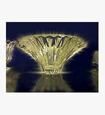 The Glowing Vase Photographic Print