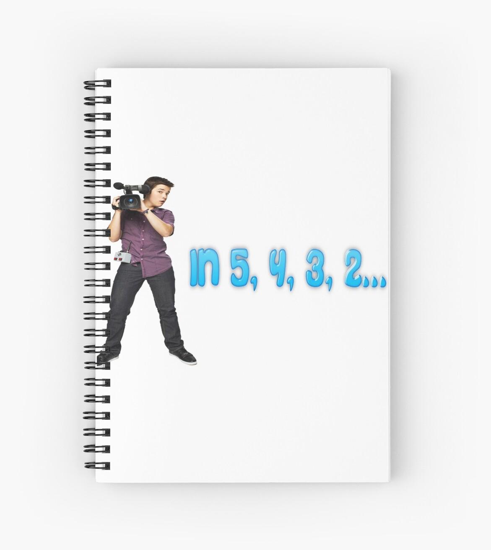 Freddie Benson iCarly- In 5,4,3,2...\