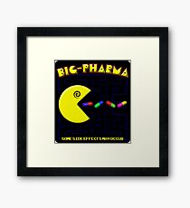Big Pharma Framed Print