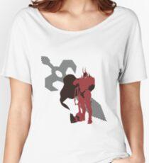 Walhart - Sunset Shores Women's Relaxed Fit T-Shirt