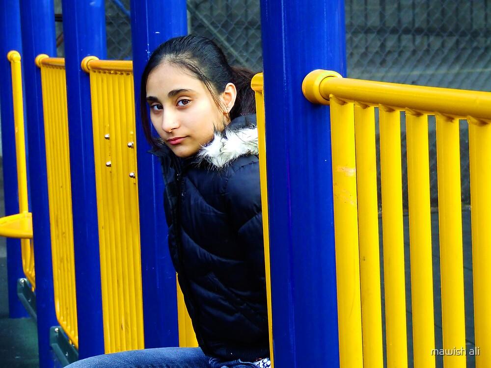 Playground by mawish ali