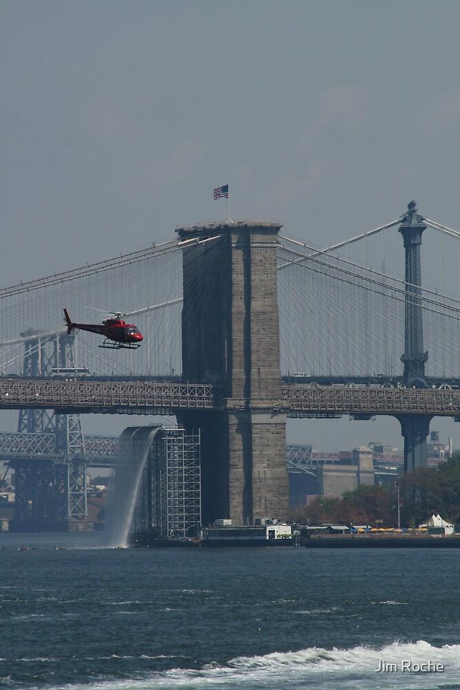 A Brooklyn Water Fall by Jim Roche