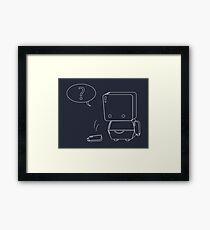 Err0r: Arm-L0st 2 Framed Print