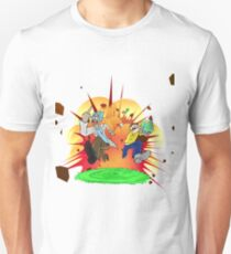 Rick and Morty go boom T-Shirt