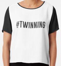 Twinning Chiffon Top