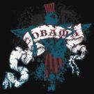 obama : freedom scrollz by asyrum