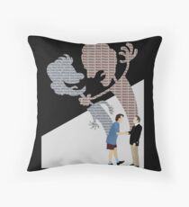 What About Bob? Throw Pillow