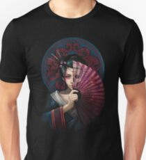 Geisha Warrior Unisex T-Shirt