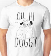 Pug Snug Unisex T-Shirt