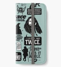 You Must Be Mr. Boggins! iPhone Wallet/Case/Skin