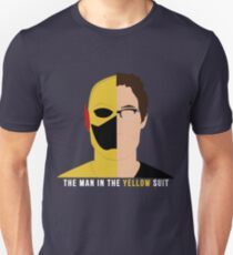 The Man In The Yellow Suit 1/2 Unisex T-Shirt