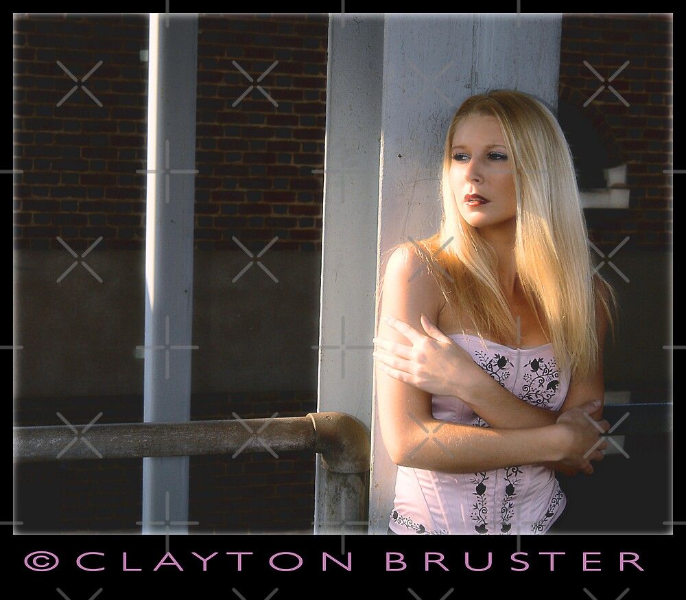 Waiting by Clayton Bruster