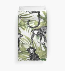 Tropical nature Duvet Cover