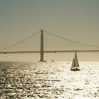 Sunday Sailing by Bonnie M. Follett