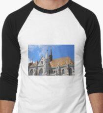 Matthias Church Men's Baseball ¾ T-Shirt
