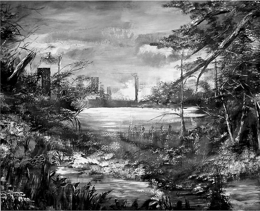 landscape 1 by Martin Lynch-Smith