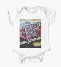 MG Car Kids Clothes