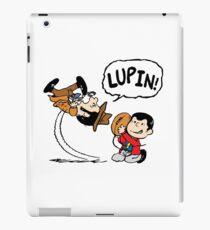 Lupin Peanuts iPad Case/Skin